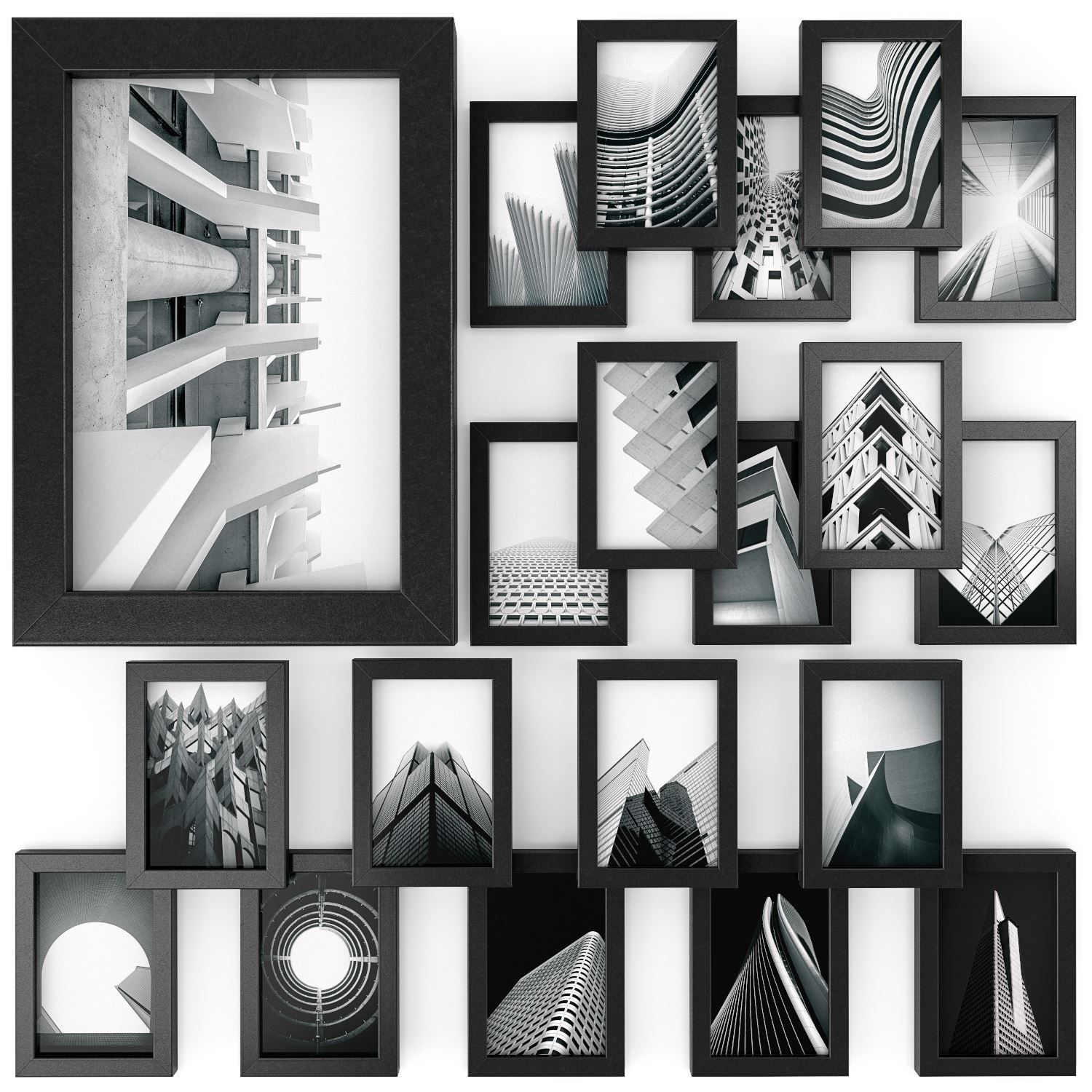 4x6 Premium Picture Frame Pack Of 20 Affiliate Affiliate Picture Premium Pack Frame Wall Gallery Picture Frames