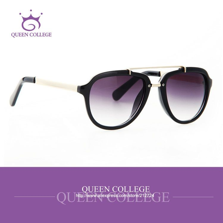 Find More Sunglasses Information about Queen College With Case Brand Designer Aviator Sunglasses Men Hot Selling Outdoor Sun Glasses Oculos UV400 QC0189,High Quality Sunglasses from Queen College-Professional glasses wholesale and retail on Aliexpress.com