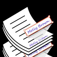 Add A Flatten Document Menu Item To Acrobat Menu Items Design Reference Menu