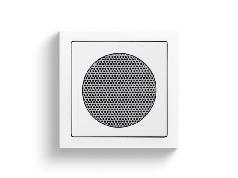 Busch Audioworld Einbau Lautsprecher Fur Unterputz Radios Lautsprecher Radios Schalter