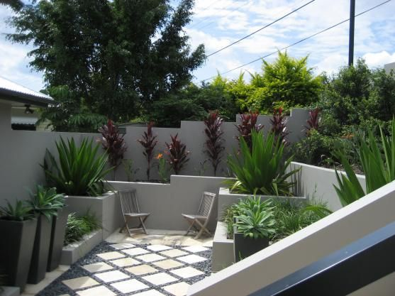 corrina bonshek u0026 39 s inspiration board - 7 hot landscaping trends