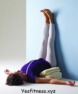 yoga postures for fatigue relief the four bs bolsters