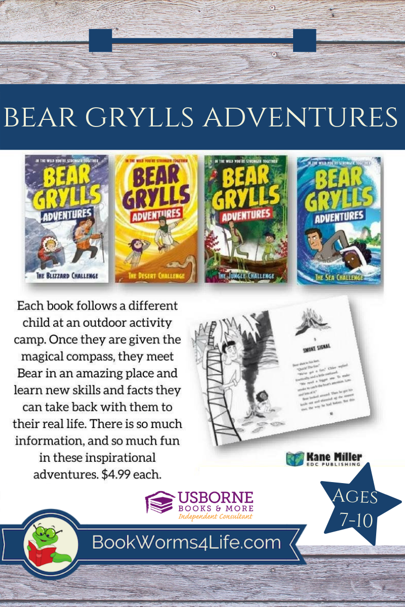 From Bear Grylls Comes A Wide Array Of Titles Learn About Surviving The Wilderness Enjoy A Few Coloring Activit Book Activities Chapter Books Usborne Books
