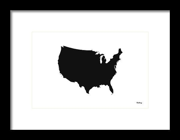 david bridburg,music notes 4,map of the lower 48 states,map of the united states of america,black map of the united states,political statement,continental us,continental united states