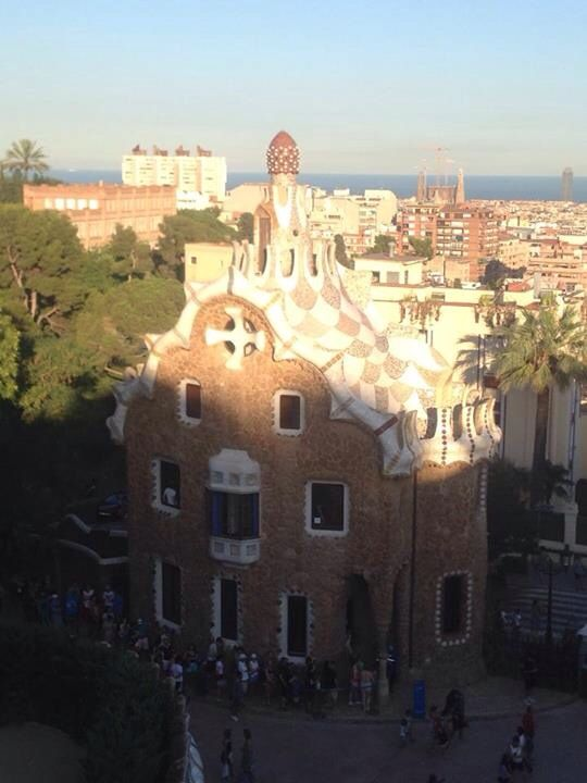 Parque Gaudí. España