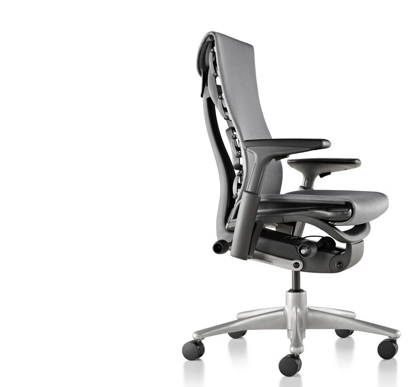 Herman Miller Embody The Chair I Bought For Myself At Work It S
