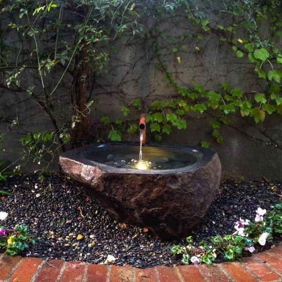 Natural Stone Fountains For Garden Natural stone fountain garden fountains water features natural stone fountain garden fountains water features pinterest stone fountains natural stones and fountain workwithnaturefo