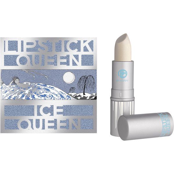 Lipstick Queen Women's Ice Queen (€21) ❤ liked on Polyvore featuring beauty products, makeup, lip makeup, lipstick, beauty, lips, colorless, glossy lipstick, moisturizing lipstick and lipstick queen lipstick