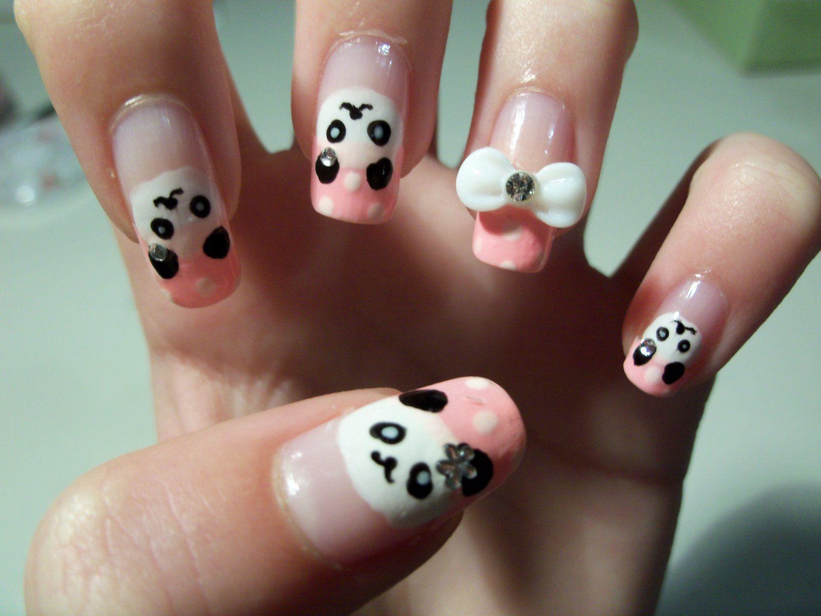 panda_nail_art_by_mimimemeko-d365idu.jpg 1.600×1.200 piksel