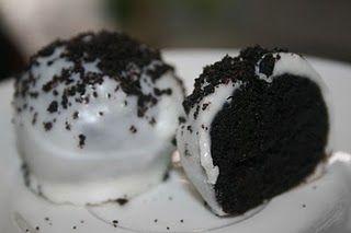 No-bake, to-die-for, Oreo Cake Balls!