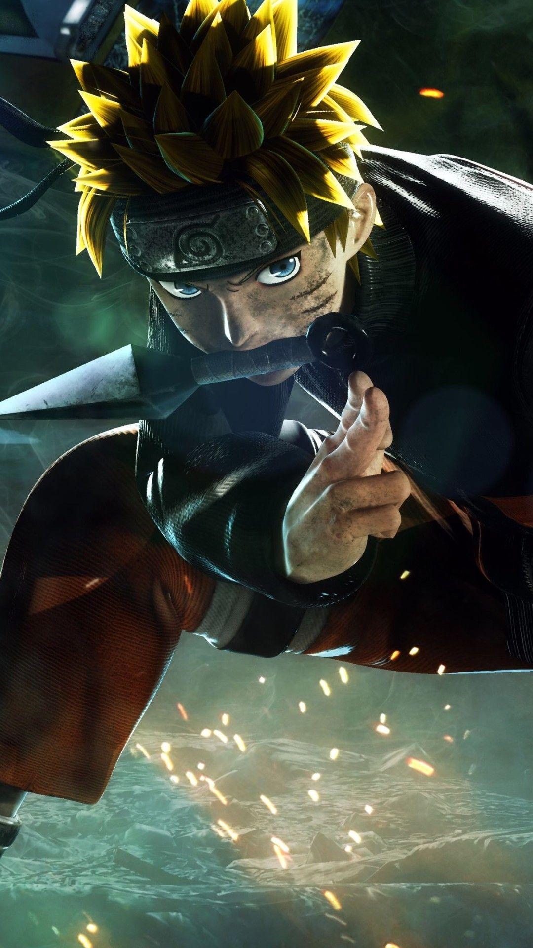 Pin de Manzoorhusdain em Naruto Wallpaper em 2020 Papéis