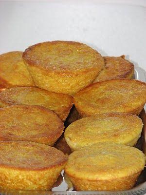 Artes viagens e sabores: Queques de laranja