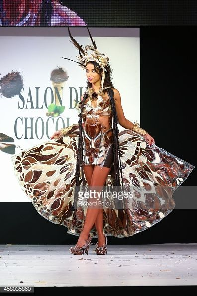 chocolate fashion show paris - Google Search