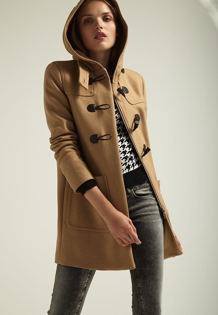 benetton wollmantel klassischer mantel camel fashion pinterest