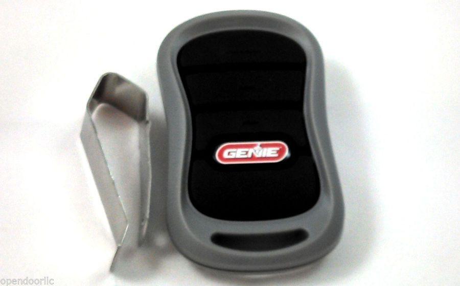 Genie Garage Door Opener Remote Battery Garage Door Opener