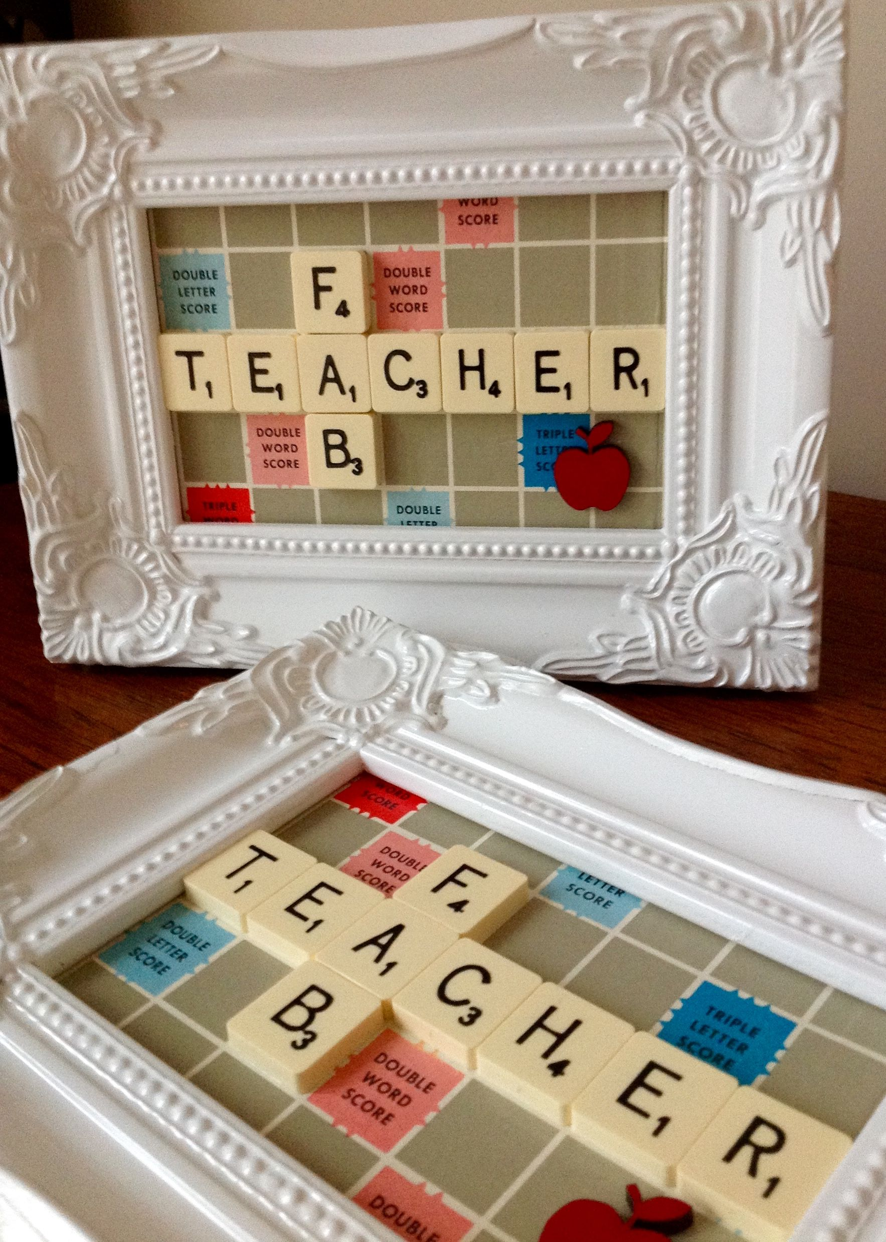 Teachers Christmas End Of Term Gift Frame Wwwfacebookcomfunkyjunk