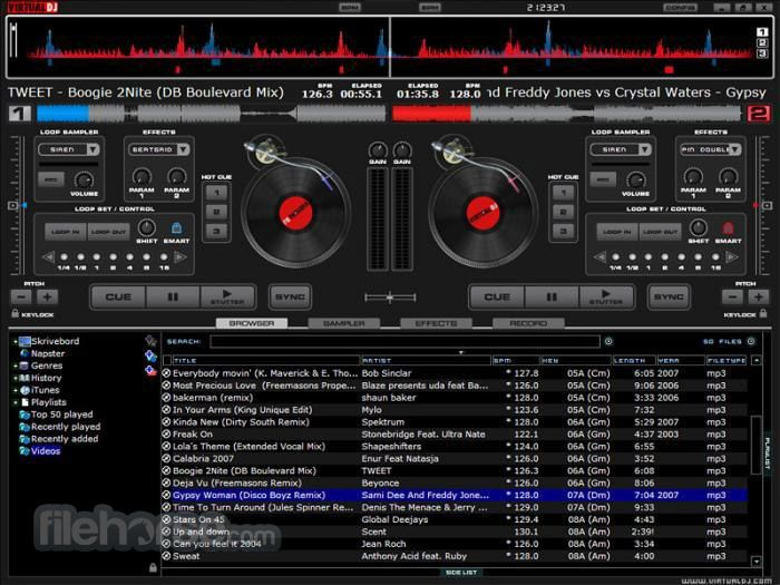 Virtual dj 8 crack pro license key full free download 2019.
