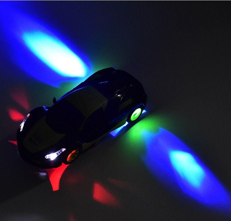 Lamborghini Egoista Vehicle Sim: 1:20 Scale Simulation Super Racing Cars With Beautiful
