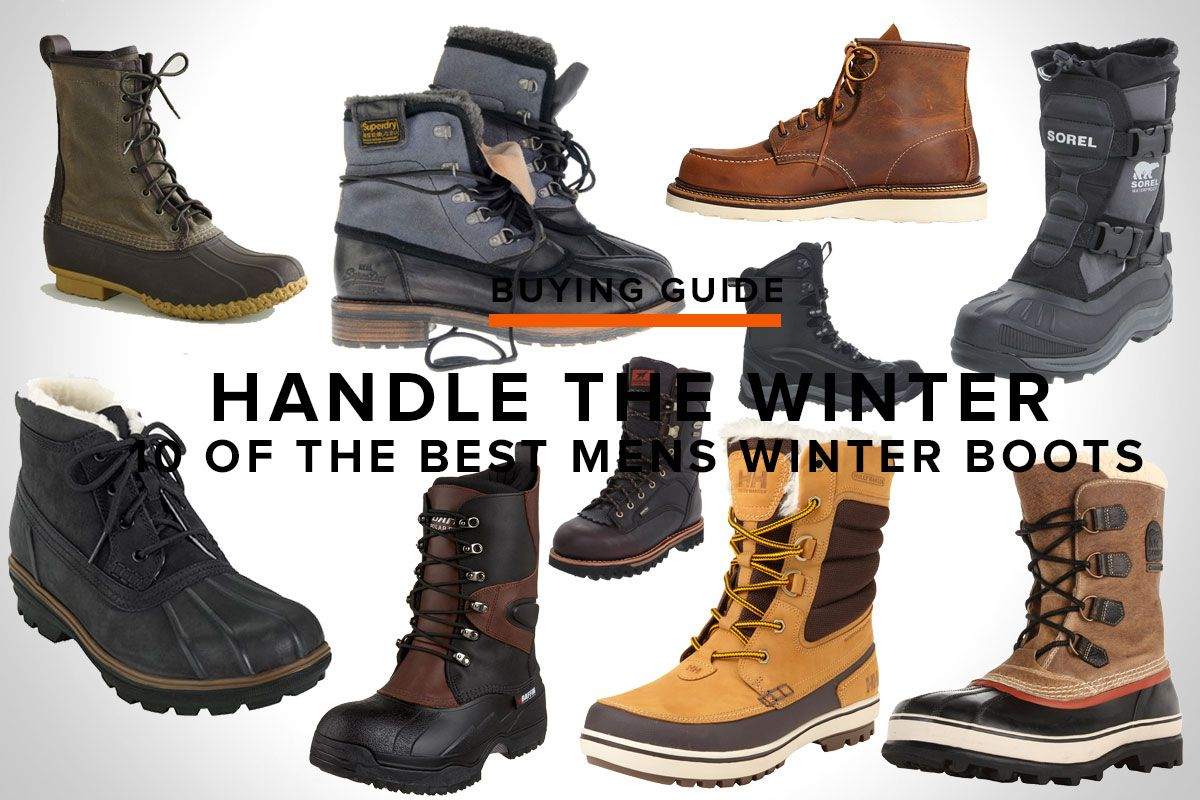 17 best ideas about Best Mens Winter Boots on Pinterest | Men's ...