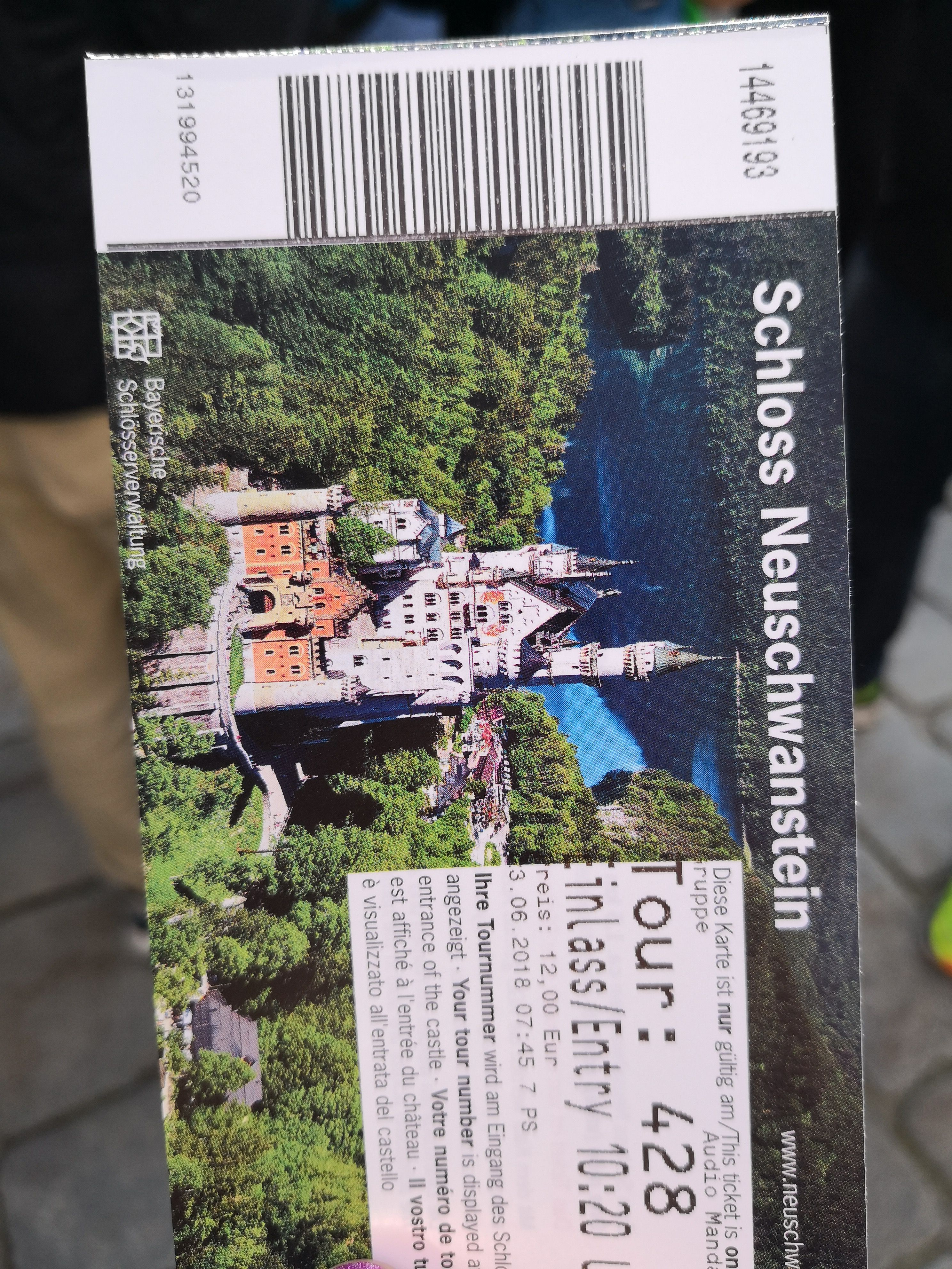 Ticket Marketing Trends Science And Technology Schloss Neuschwanstein