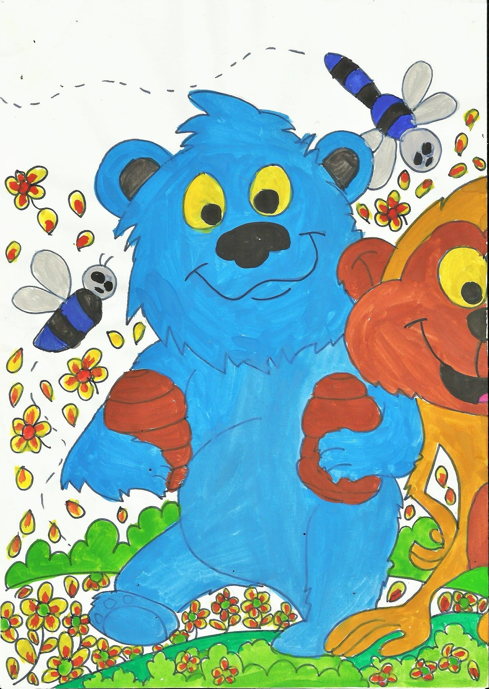 Pin Oleh Tesza Di Children Books Illustration