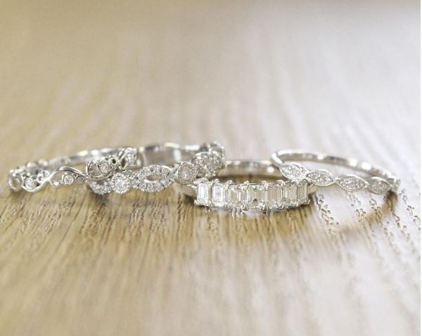 A Diamond Wedding Band Is A Stunning Symbol Of Commitment Explore
