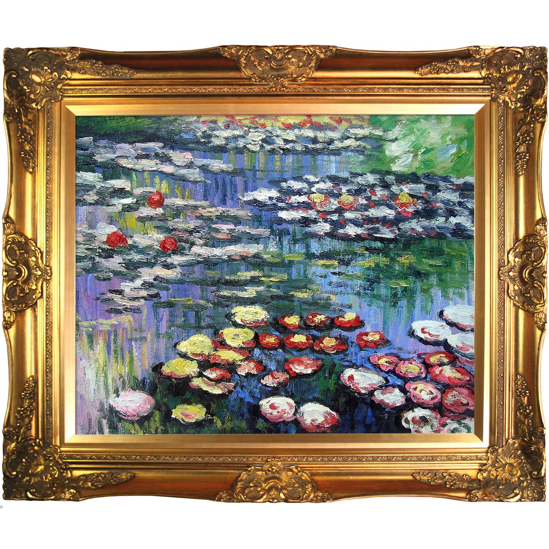 La Pastiche Claude Monet 'Water Lilies