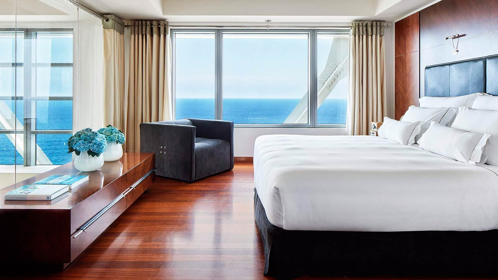 Hotel Arts Barcelona Hotel Room In Barcelona With Sea View