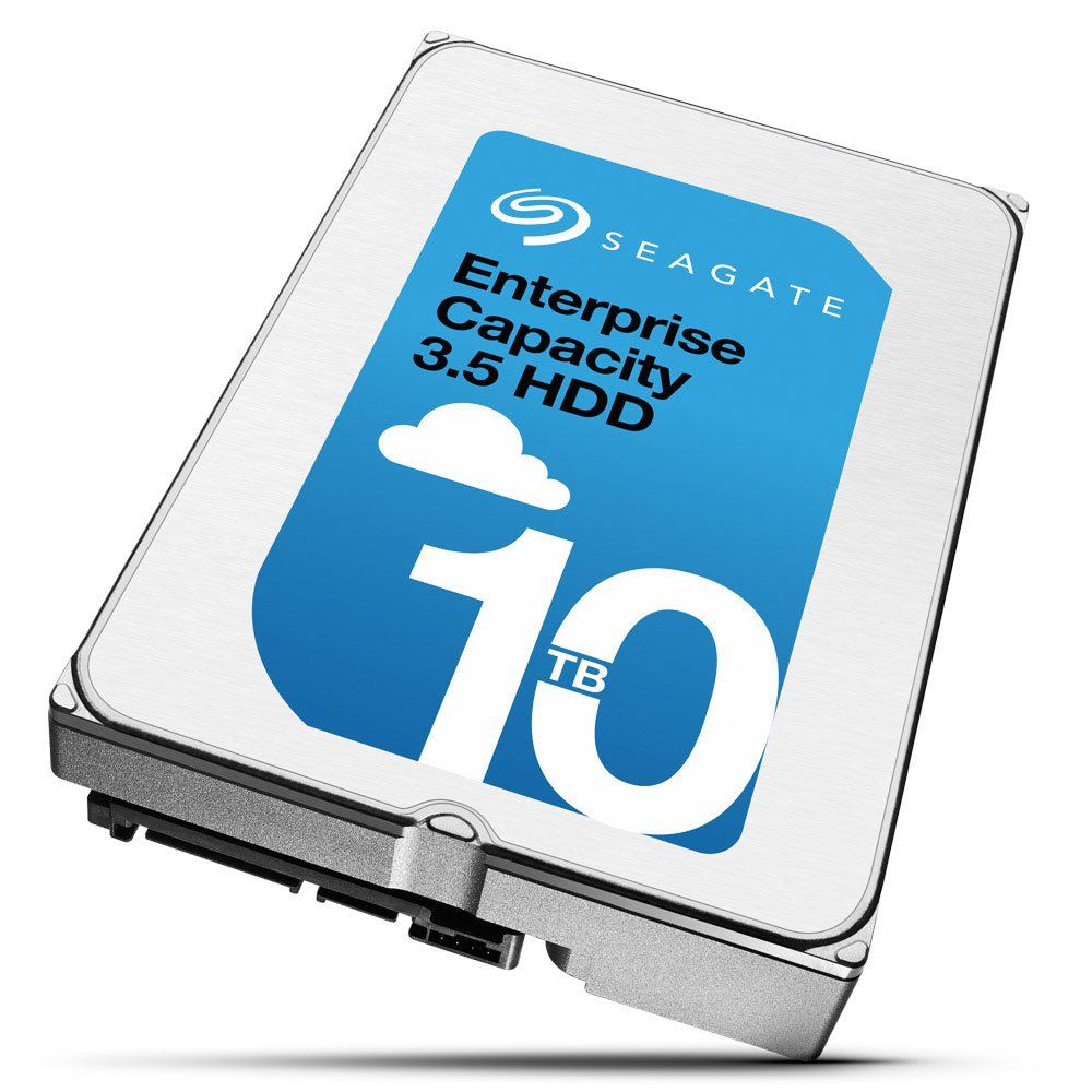 Seagate alza lasticella lancia i nuovi dischi fissi da 8 TB e 10 terabyte