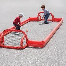 Mini Hockey Mats Rinks Google Search Ice Hockey Rink Hockey Party Ice Hockey