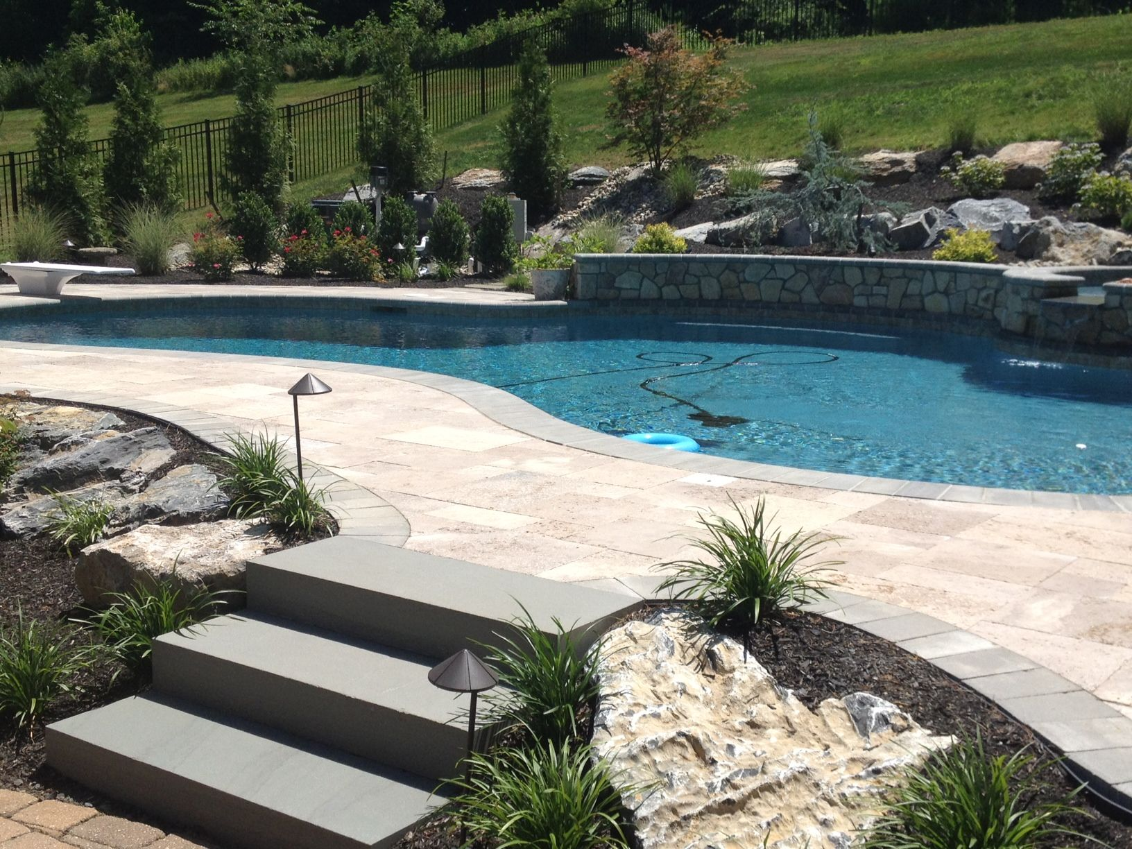 Displaying 16 For Landscaping Ideas For Around Pools