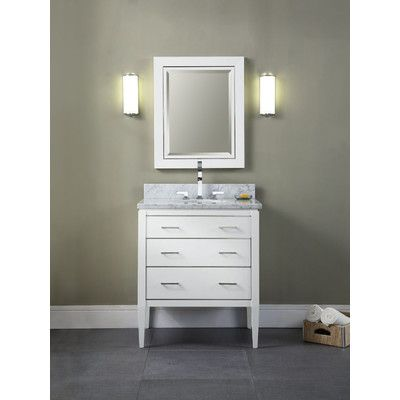 Photographic Gallery Xylem Manhattan Bathroom Vanity Set