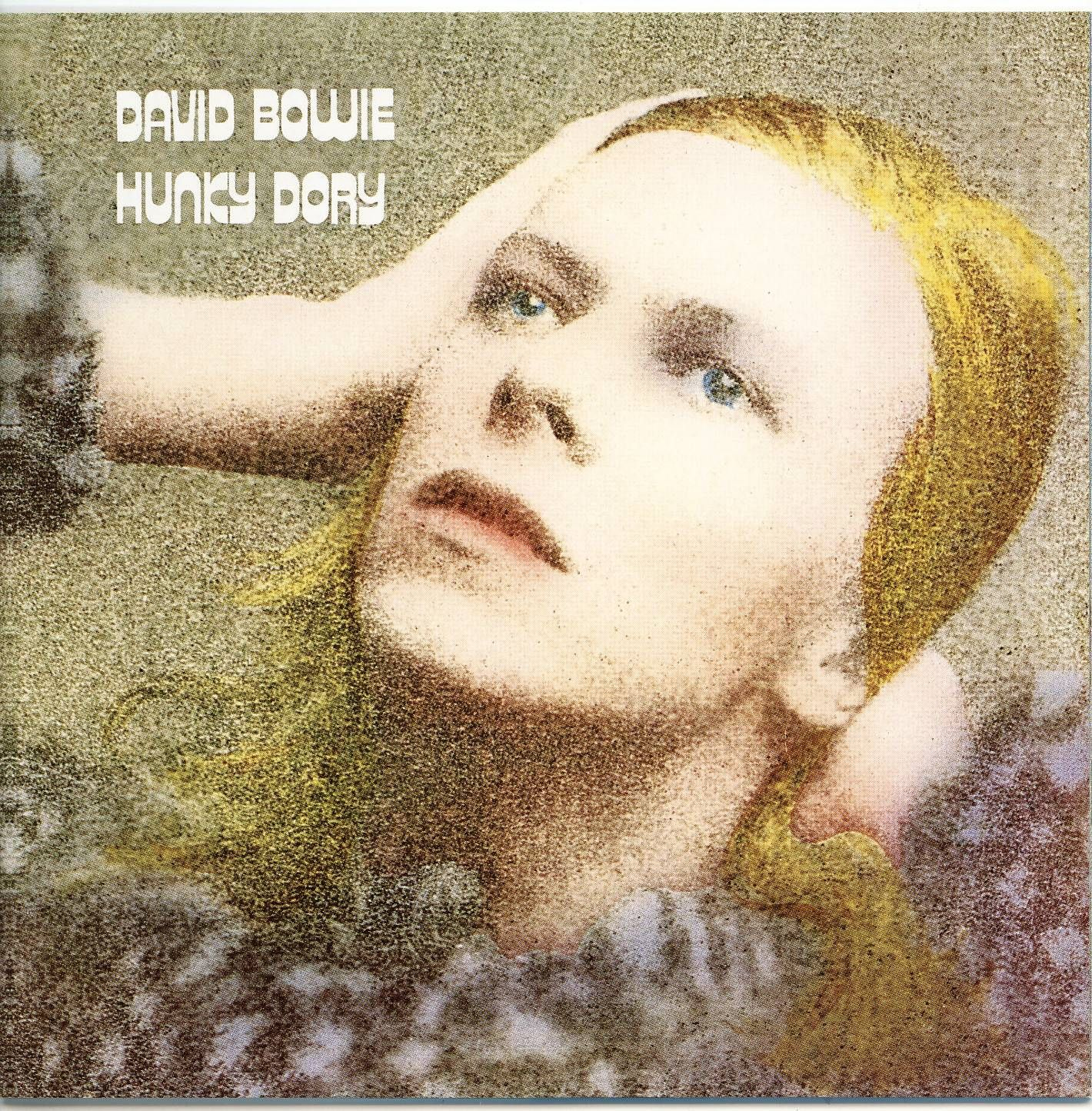 David Bowie Hunky Dory Cover Art By George Underwood Designer Illustrator And Painter Born In 1947 In London David Bowie Hunky Dory Hunky Dory Album Bowie