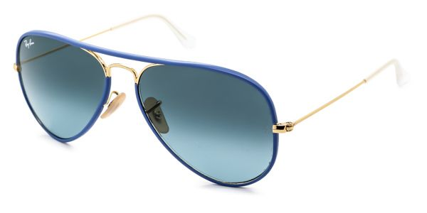 Ray-Ban Aviator Full Color RB 3025JM 001 Größe 58 mrFgKv