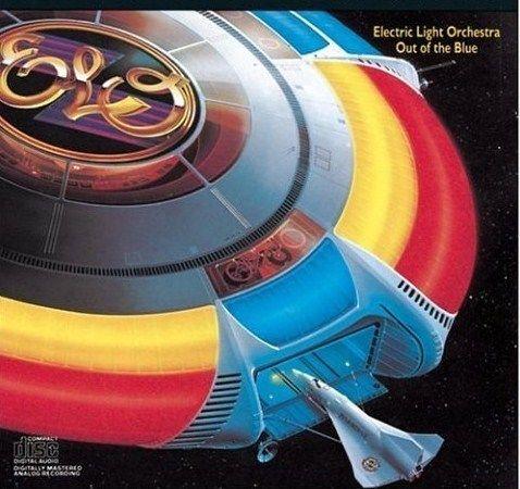1974 ELECTRIC LIGHT ORCHESTRA ELO Eldorado Vintage Look REPLICA METAL SIGN