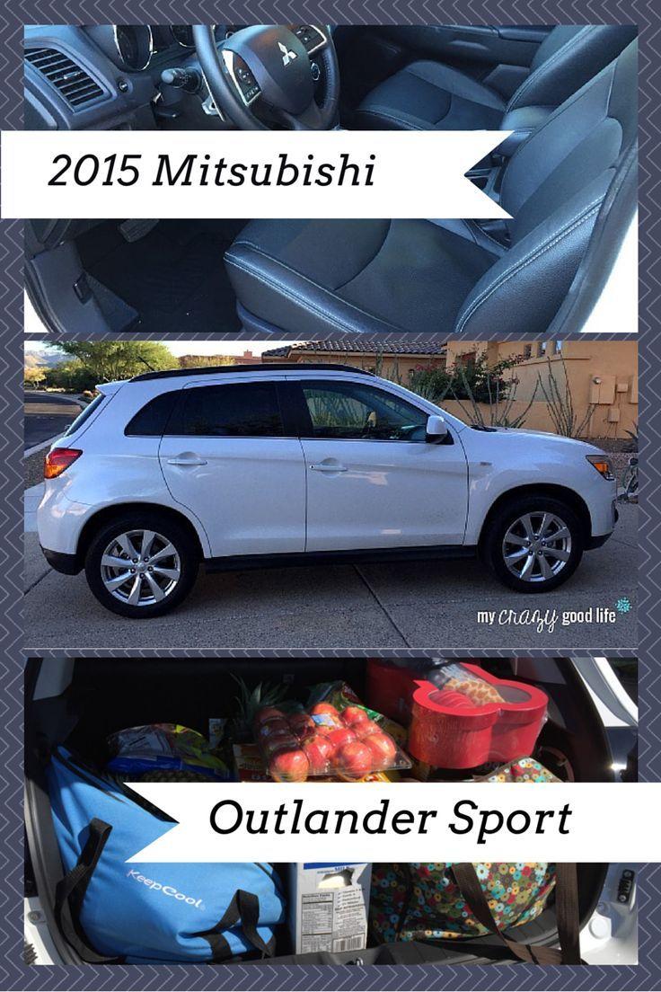 2015 Mitsubishi Outlander Sport A parent's review