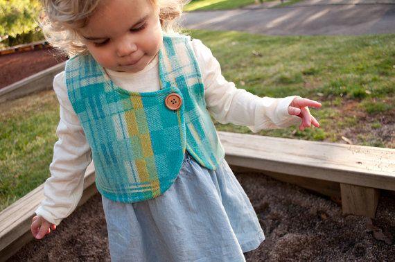Cross My Heart Vest digital PDF sewing pattern by EvieandEssie
