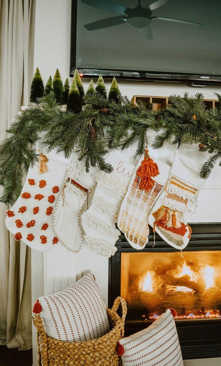 Weihnachtsstrumpf Projekte Diy Weihnachten Wohnung Weihnachten Urlaub Dekorieren