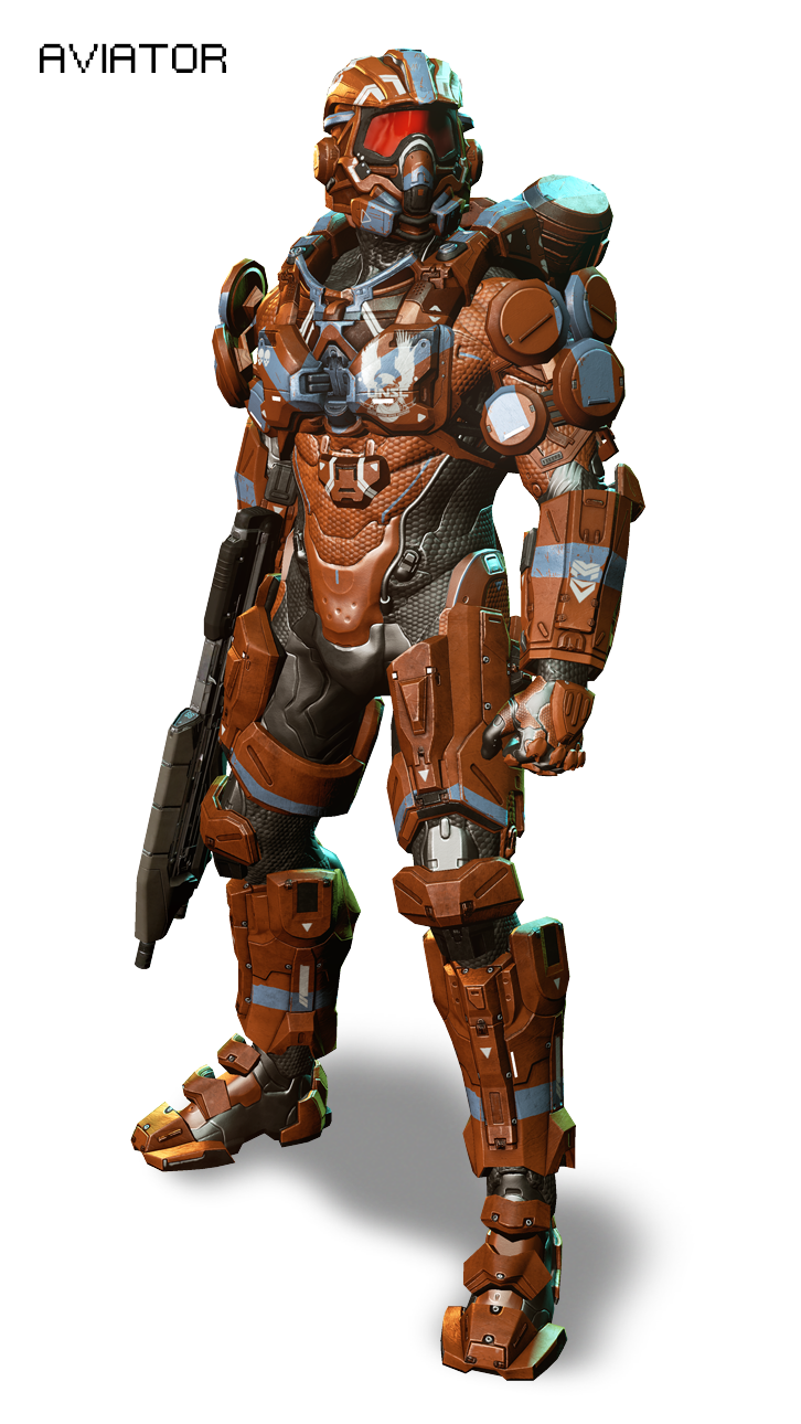 HALO 4 Armor (this one is just cool)
