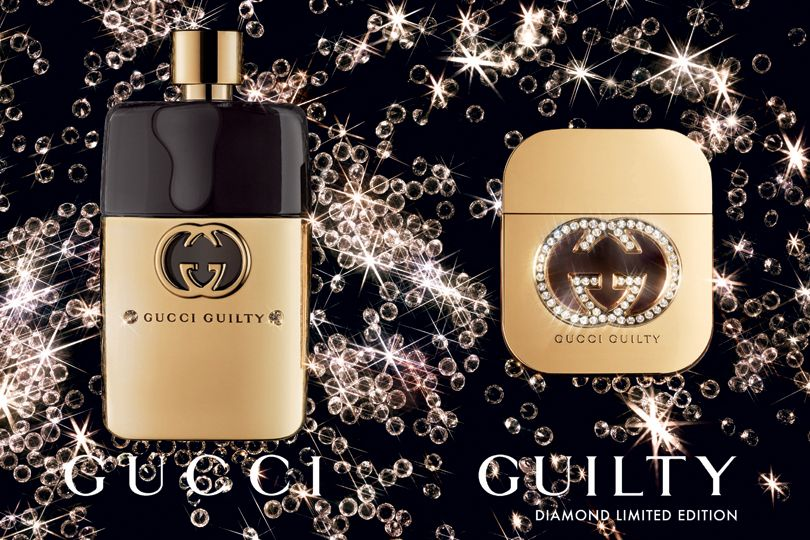 Sparkle This Valentine S With Gucci Guilty Diamonds Parfym