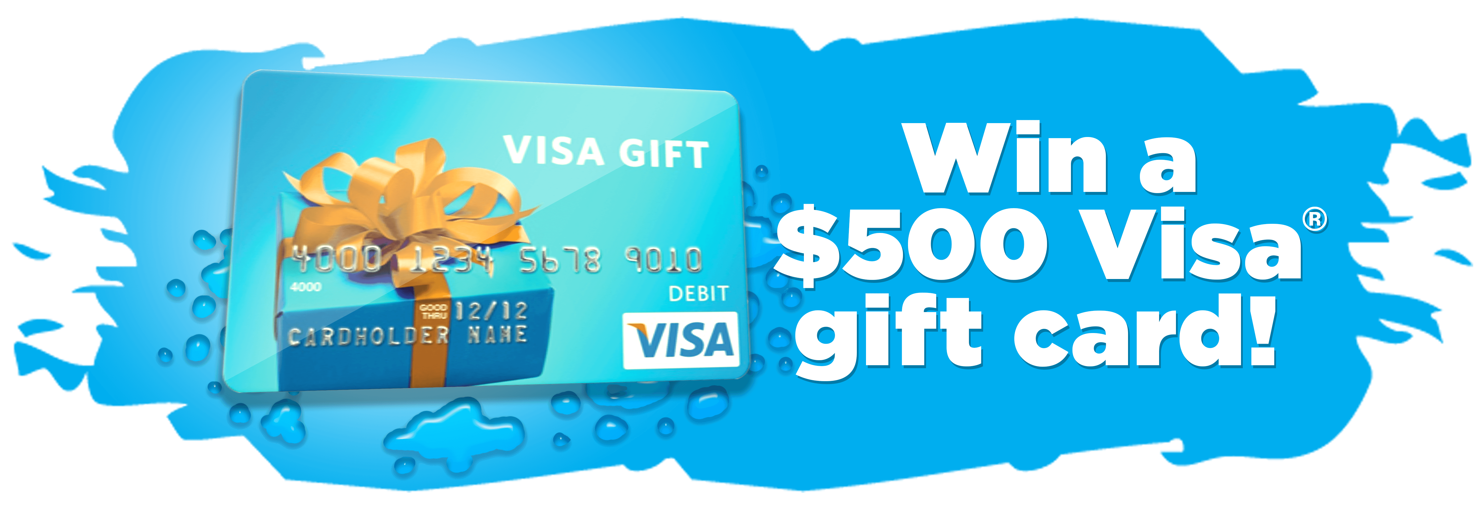 Register To Win A 500 Visa Gift Card And Get Cash Back On Everything You Buy Win Gift Card Paypal Gift Card Visa Gift Card