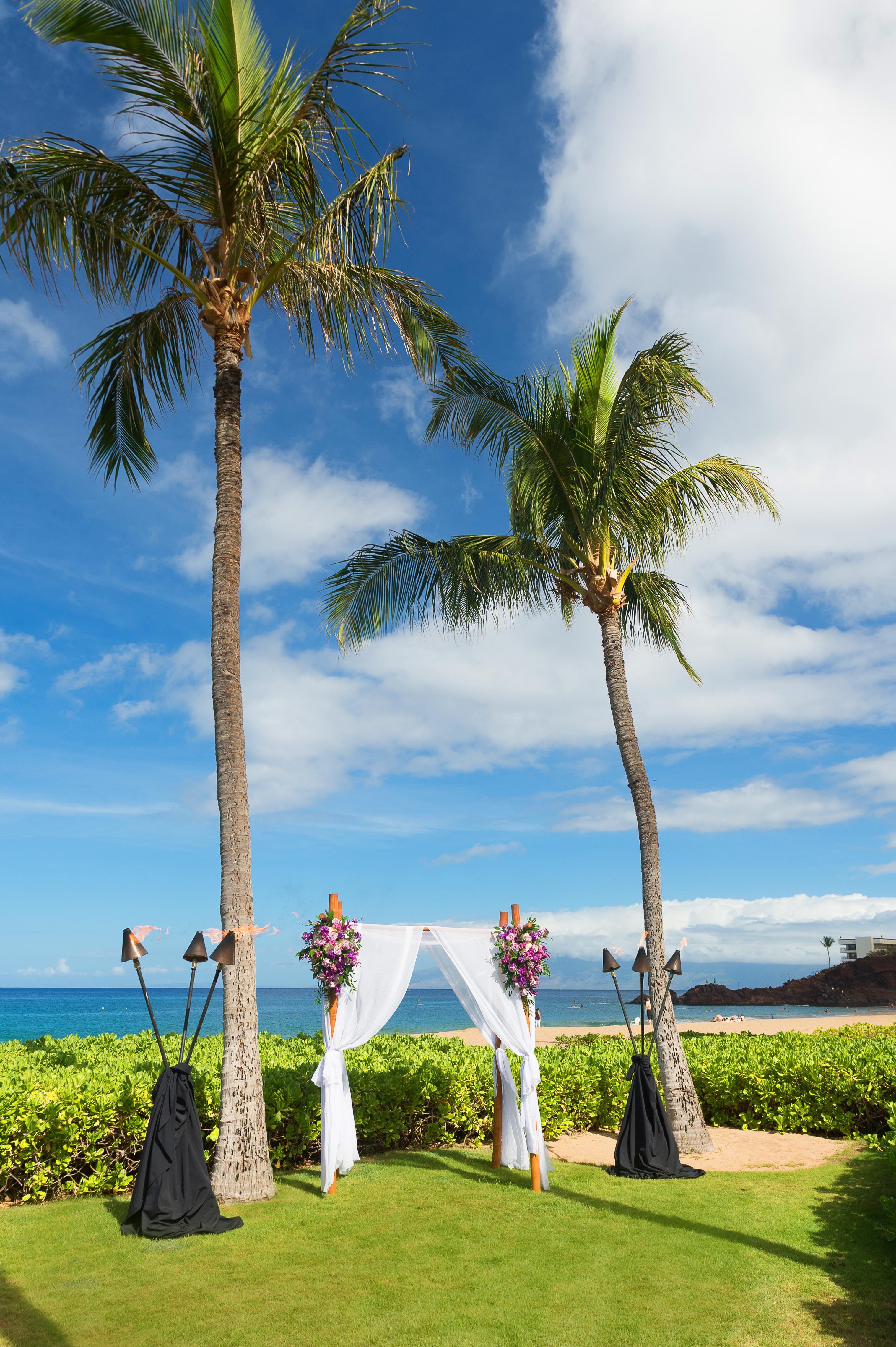 Hawaiian Wedding At Kaanapali Beach Hotel Http Www Kbhmaui