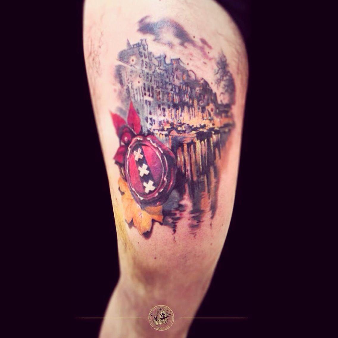 Amsterdam tattoo amsterdam tattoos pinterest for Amsterdam tattoo artists