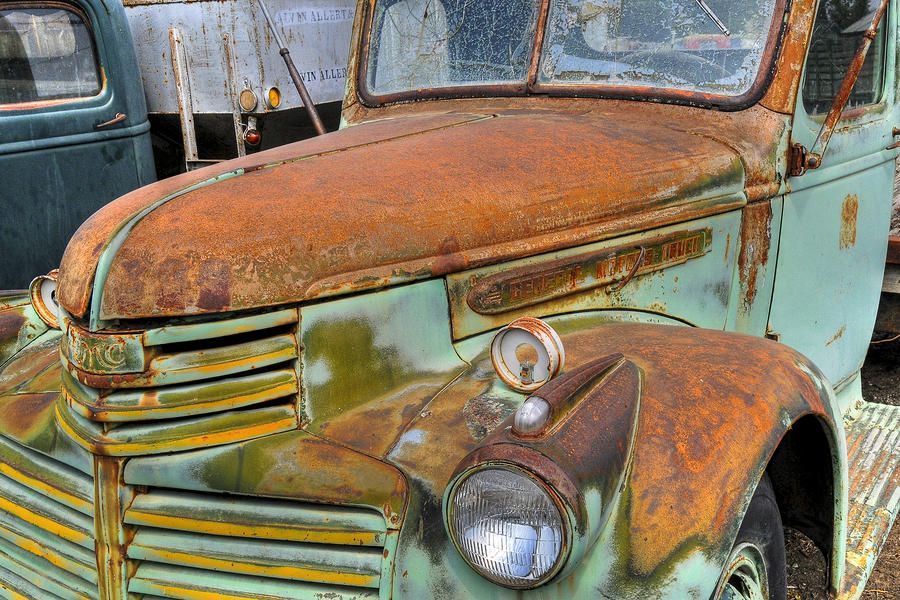 Used Truck, photo by Michael Gass | cars & trucks | Pinterest ...