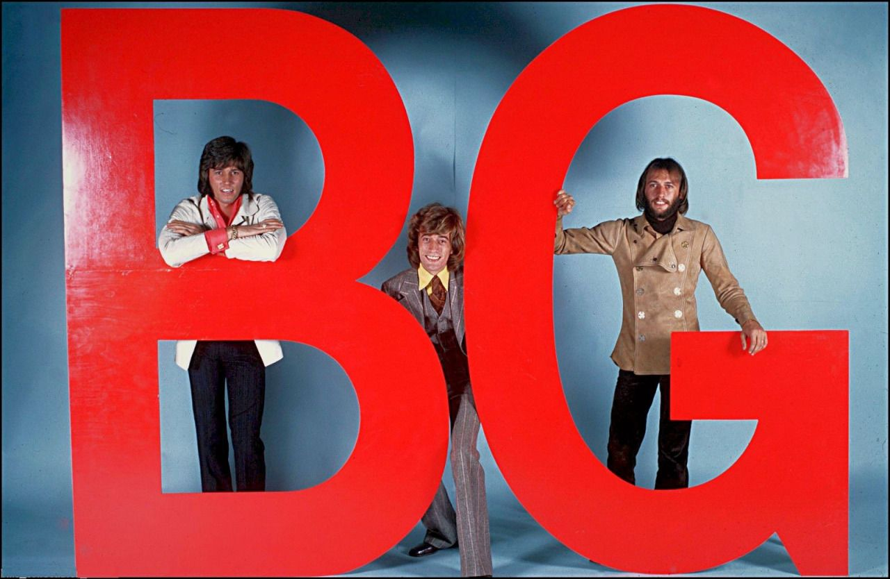 Their Name Before The Change To B Double E G Double E S Bee Gees Gees Barry Gibb