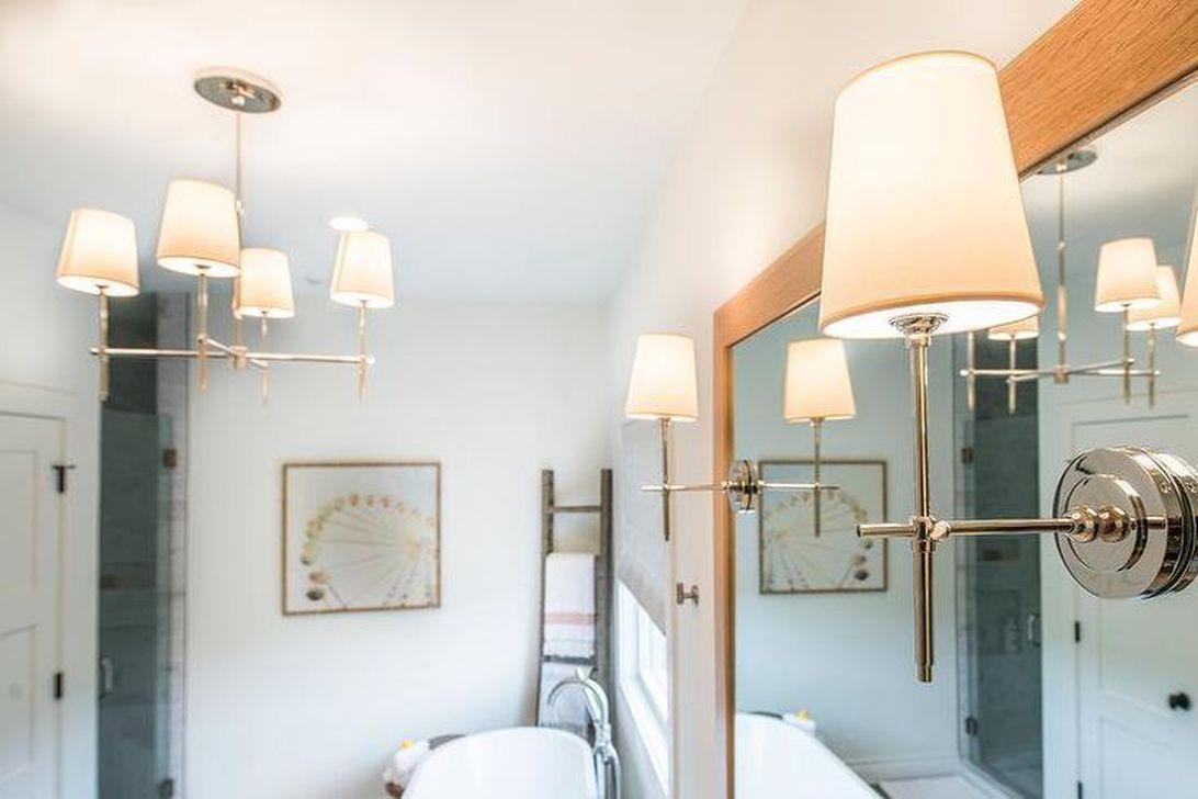 34 Inspiring Bathroom Ceiling Lighting Ideas Bathroom Lighting Elegant Bathroom Beautiful Bathrooms