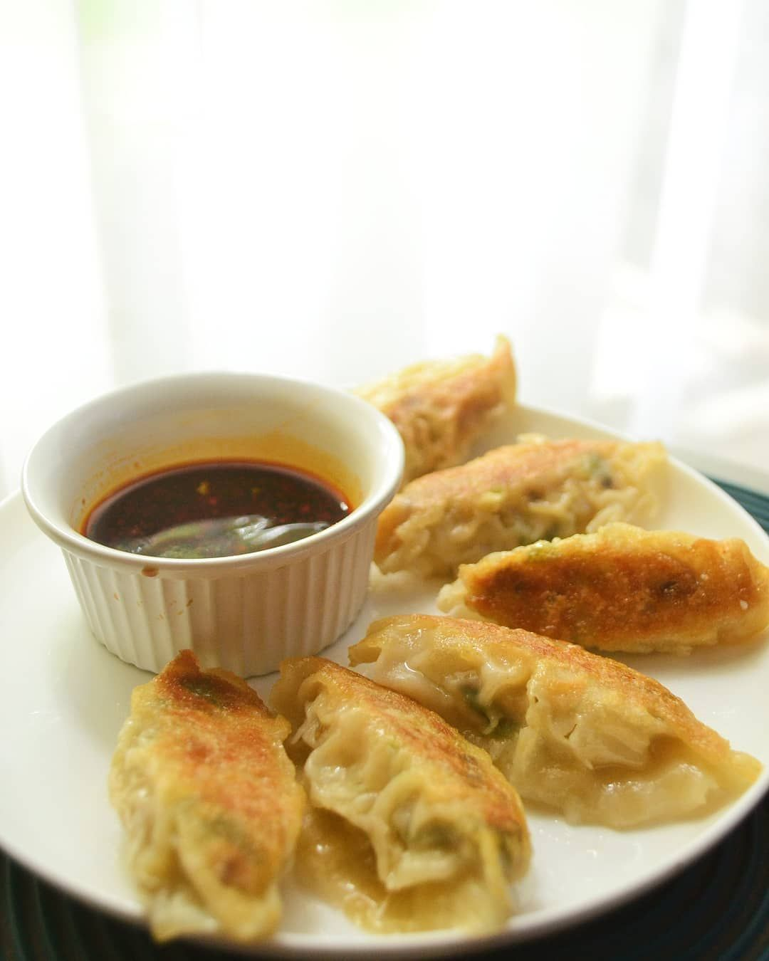Pin By Corona Mallory On Food Recipes Food Fried Dumplings
