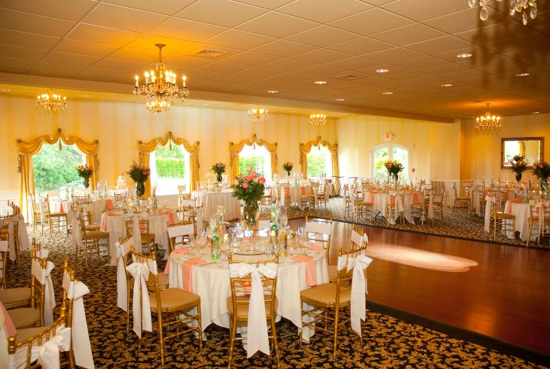 Victorian Ballroom At Dutchess Manor Beacon NY