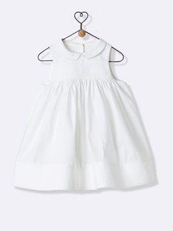 6a41b9b12f65 Kleider - Cyrillus Mobil Toddler Girl Dresses, Little Girl Dresses, Baby  Girl Clothing,