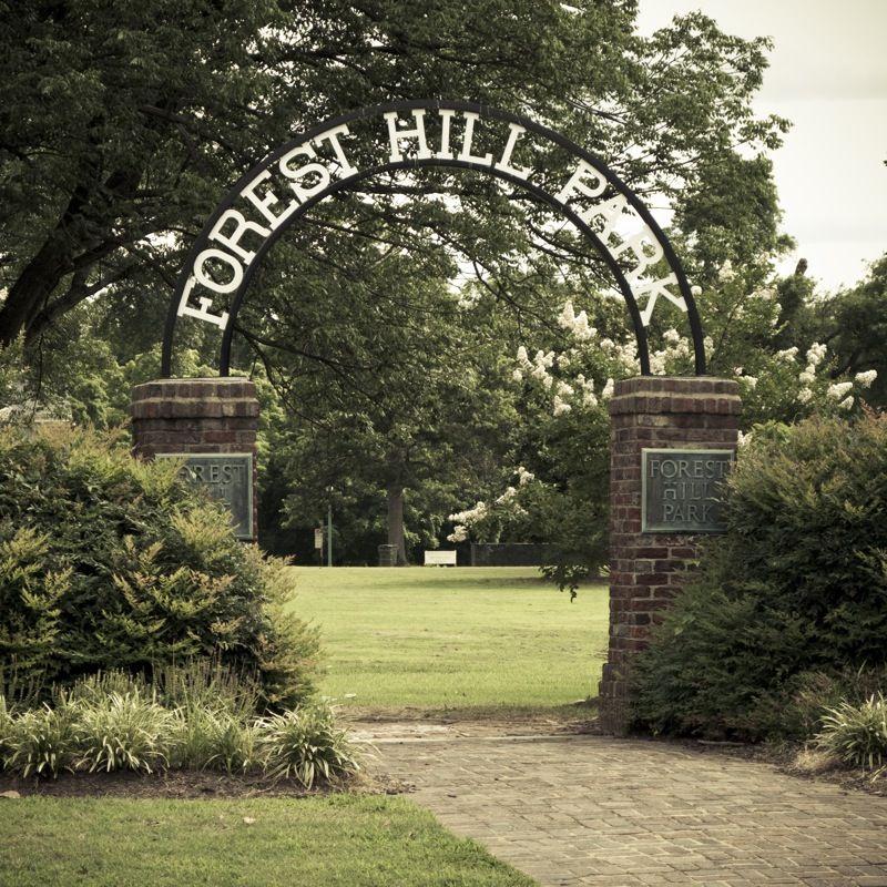 Coolest city park we know!